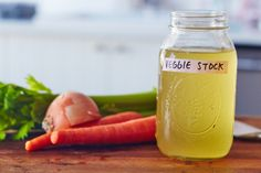 How To Make Vegetable Stock — Cooking Lessons from The Kitchn