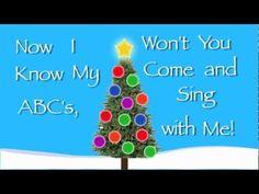 ABC Song - Christmas Stars Lullaby - Alphabet Song: Canción infantil de Navidad