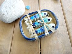 Small Fish, Slab Pottery, Art Mural, Decoration Table, Pottery Ideas, Clay Crafts, 1, Porcelain, Kitty