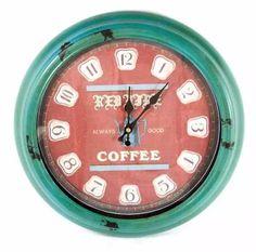 Relógio De Parede Grande O Melhor Custo Beneficio! - R$ 99,99