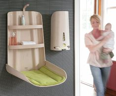 Out of Sight, Out of Mind Children's Furniture - great design and space savers!