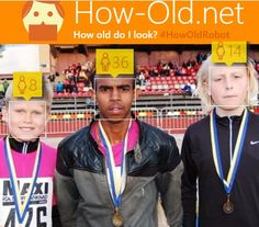 How-Old.net - Robot