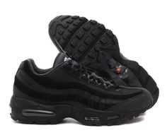 Nike Air Max 95 Premium---I SOOOO NEED THESE...solid black.