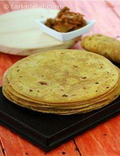 Thepla ( Gujarati Recipe) recipe | Thepla Recipe | by Tarla Dalal | Tarladalal.com | #630