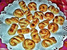Mazapán casero Pretzel Bites, Muffin, Bread, Breakfast, Recipes, Food, Deserts, Cook, Cookies