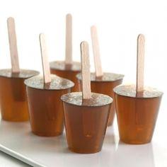 #112673 - Root Beer Barrel Vodka Jelly Shots By TasteSpotting