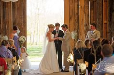 Rustic Barn Wedding*Angela Marie Events*Baton Rouge, LA