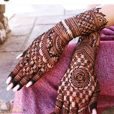 Beautiful and Stylish Henna Mehndi Designs for Hand Floral Henna Designs, Latest Bridal Mehndi Designs, Indian Mehndi Designs, Henna Art Designs, Mehndi Designs 2018, Modern Mehndi Designs, Mehndi Design Pictures, Wedding Mehndi Designs, Beautiful Henna Designs