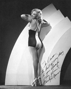 Marilyn by Ed Baird, 1947