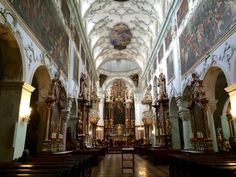 St. Peter's Abbey (Stift St. Peter) - Salzburg, Austria