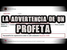 LA ADVERTENCIA DE UN PROFETA | DrossRotzank - YouTube