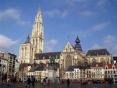 Onze Lieve Vrouw Kathedraal Antwerpen