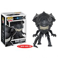 Alien Quenn POP!