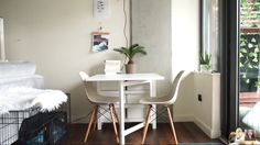 Dining table and chairs NORDEN Gateleg table, ikea $199.00