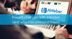 Want to check out AWeber and see if it's a good fit for you? AWeber now offers a free trial. The first month is free and then $19 per month if you have fewer than 500 subscribers. All of their plans offer their full range of functionality. #Marketing #Aweber #Emailmarketing #Businesstools