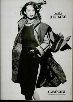 VINTAGE FASHION ADS OF THE 1980S