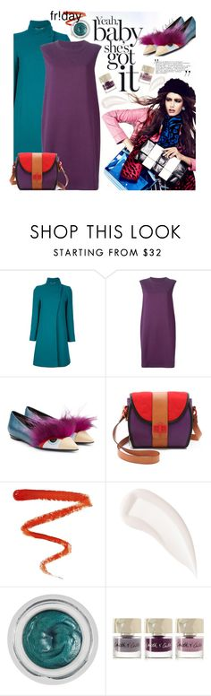 """""""Black Friday Shopping"""" by beebeely-look ❤ liked on Polyvore featuring Alberta Ferretti, MM6 Maison Margiela, Fendi, M Missoni, Ellis Faas, By Terry, Charlotte Tilbury, Smith & Cult, shopping and fendi"""
