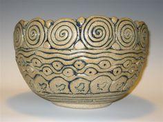 Handbuilt Pottery by Jim Irvine