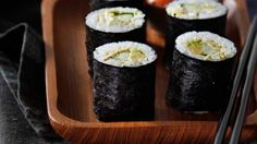Junior sushi rolls
