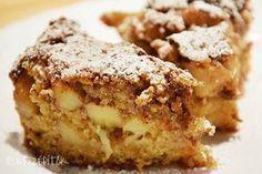 Imádjuk a zabpelyhet, így édességekhez is gyakran felhasználjuk. Érdemes kipróbálni ezt a receptet is! Egyszerűen, gyorsan elkészíthető finomság.  Hozzávalók kis tortaformához - 15,5 cm átmérőjű papír tortaformát használtunk- 15 dkg porcukor (vagy 10 dkg porcukor 5 dkg barnacukor) 15dkg lágy vaj 10dkg apró szemű zabpehely 5 dkg rétesliszt fél tasak vaníliás cukor 2 tojás 1 tk sütőpor 2 közepes alma 1 ek őrölt fahéj + 2 ek porcukor +féltasak vaníliás cukor(az almához) Elkészítés A lágy…