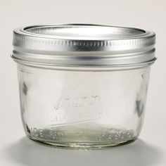 Kerr Half Pint Wide Mouth Jars, Set of 12 | World Market