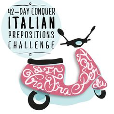 Learning Italian - Italian Preposition Challenge