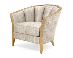 Кресло слоновая кость Christopher Guy 60-0371-GG Creme, Каталог мягкой мебели ABITANT Москва