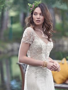 Maggie Sottero Wedding Dress Amal 6MN278 alt2