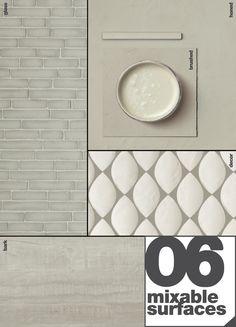 Tegels product in beeld