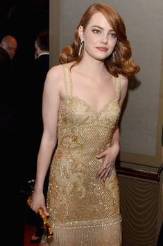 EMMA STONE at 89th Annual Academy Awards Governors Ball 02/26/2017