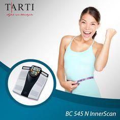 TANITA BC 545 N Vücut Yağ ve Kas Analizi Tartısı, segmental ölçüm yapabilmesi ve 10 ayrı ölçümü hızlı ve detaylandırılmış olarak alabilmesi ile kendi alanında tek ve rakipsiz ürün! #TartıMedikal #diyet #diyetisyen #TANITA