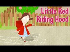 Printable Storytime Craft: Little Red Riding Hood | LearnCreateLove.com