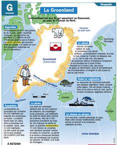 Fiche exposés : Le Groenland