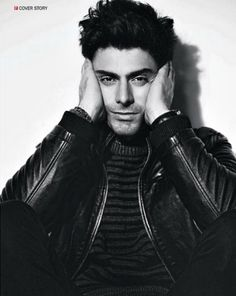 Fawad Khan has just given us one of the sexiest magazine covers ever, posing for Filmfare's October issue. Bollywood Photos, Bollywood Actors, Bollywood Celebrities, Actors Male, Handsome Actors, Actors & Actresses, Fawad Khan Beard, The Star Touched Queen, Man Crush Everyday