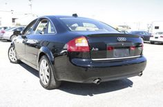 2004 Audi A6 2.7T S Line quattro - $8,495 - 99k miles