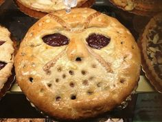 Jason Voorhees Pie: Happy Friday the 13th everyone!