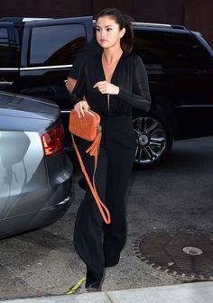 Fashion Conspiracy Theory: 3 Times Kourtney Kardashian and Selena Gomez Twinned Selena Gomez Dress, Selena Gomez Outfits, Selena Gomez Style, Kardashian Style, Kourtney Kardashian, Low Cut Bodysuit, Marie Gomez, Fashion Advice, Fall Outfits