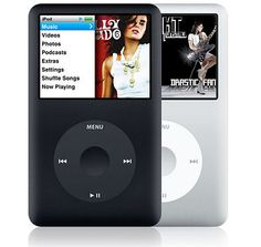 I LOVE my 80 gb iPod! I don't leave home without it :)