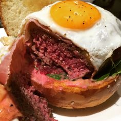 See 296 photos from 2052 visitors about burgers, lively, and big portions.If you like to eat an astonising. Hamburger, Beef, Ethnic Recipes, Places, Food, Meal, Hamburgers, Essen, Hoods