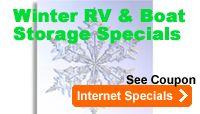 rv storage, boat storage, outdoor storage