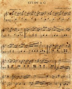Free printable pdf music sheet for your crafty ideas (ie; gift wrapping)  Vintage Music Sheet Stock by ~the-one-and-only on deviantART (candels vintage) Crafty, Sheet Music, Pdf, Recital, Free Printables, Medium Length Hairs, Concert