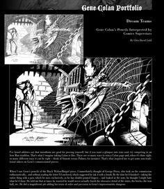 #ClippedOnIssuu from Secrets In The Shadows: Gene Colan