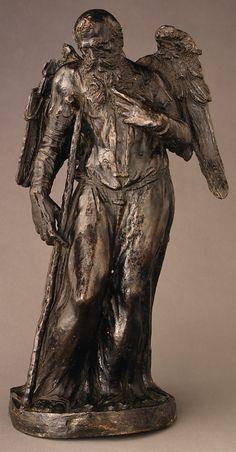 Chronos  Agostino Zoppo (ca. 1520–1572)  Date: mid-16th century Culture: Italian (Padua) Medium: Bronze