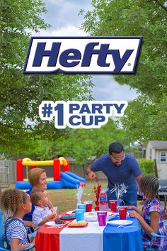 Save time on cleanup at your next party with these durable Hefty® Party Cups Mexican Birthday Parties, Superhero Birthday Party, Birthday Party Themes, 2nd Birthday, Birthday Ideas, Pixie Hollow Party, Space Jam Theme, Halloween Tumblr, Party Cups