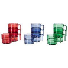 SOLFINT Mug - IKEA - 21 AED