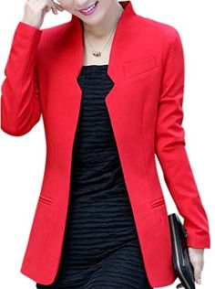 Aisuper Womens Long Sleeve Cardigan Blazer Jacket Suits C... https://www.amazon.co.uk/dp/B06XW3XT7G/ref=cm_sw_r_pi_dp_U_x_7KZxAbVJYTFFV