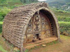 ostivm: casas primitivas