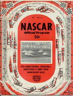 Nascar vintage ad