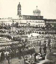 Plaza de Armas 1878
