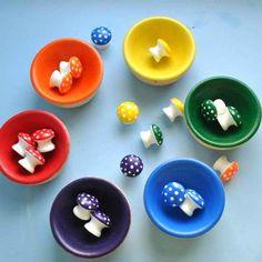 Montessori jouet éducatif jouet en bois par TheEnchantedCupboard